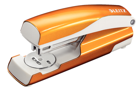CAPSATOR 24/6 30 COLI LEITZ 5502 DIN METAL WOW ORANGE
